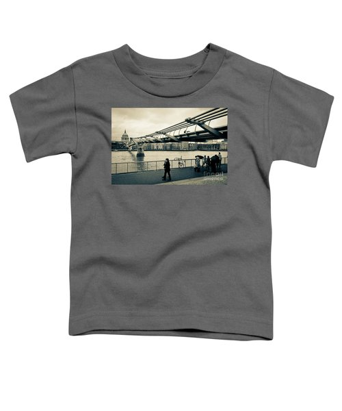 Millennium Bridge 03 Toddler T-Shirt