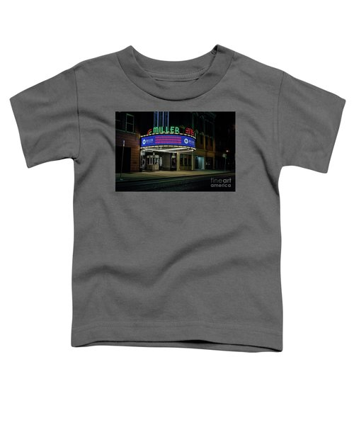 Miller Theater Augusta Ga Toddler T-Shirt
