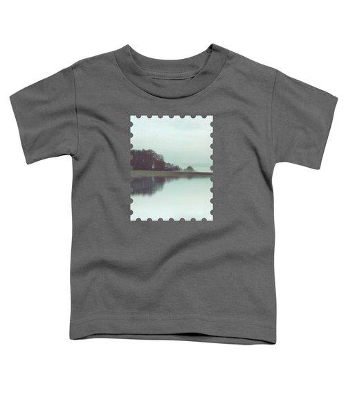 Mirror - Landscape Reflection Toddler T-Shirt