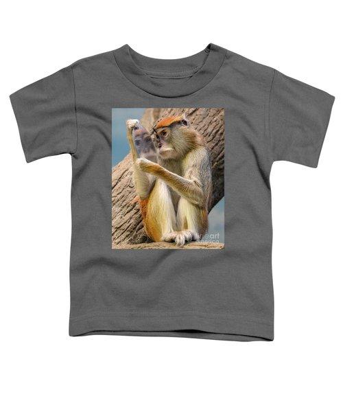 Mirror Selfie Toddler T-Shirt