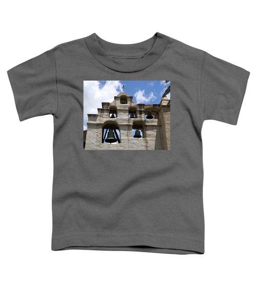 Mission Bells Toddler T-Shirt