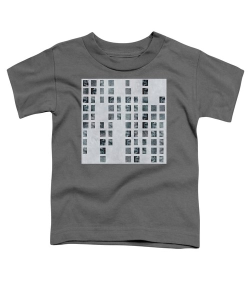 Moody Blues Data Pattern Toddler T-Shirt