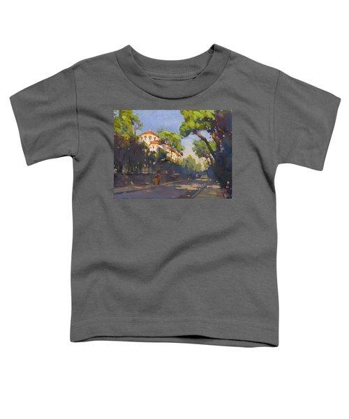 Morning Sunlight Athens Toddler T-Shirt