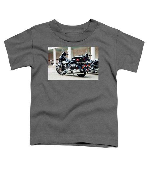 Motorcycle Cruiser Toddler T-Shirt