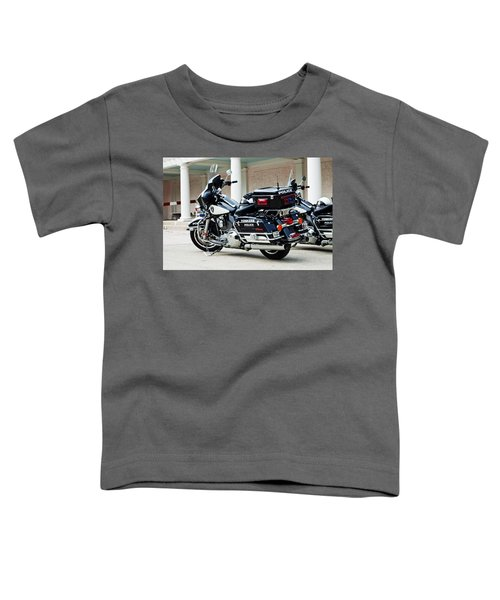Motorcycle Cruiser Toddler T-Shirt