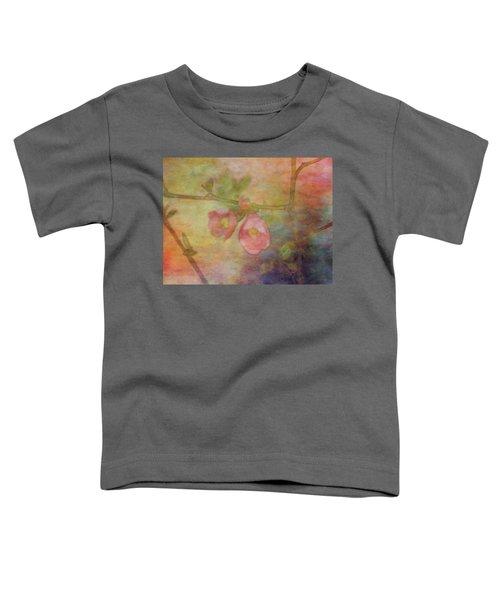 Muted Primaries 8844 Idp_2 Toddler T-Shirt