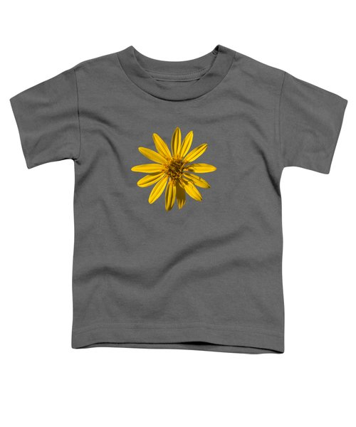 Narrowleaf Sunflower  Toddler T-Shirt