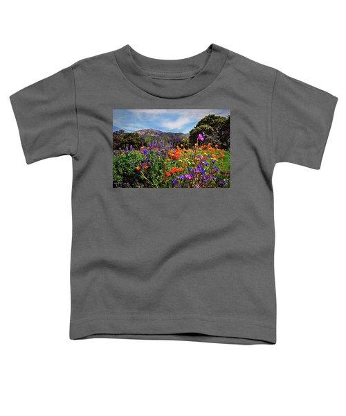 Nature's Bouquet  Toddler T-Shirt