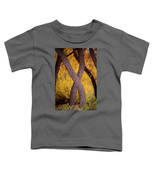 Nature's Font Toddler T-Shirt