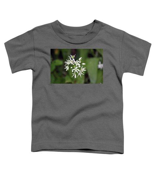 Neston. Wild Garlic. Toddler T-Shirt