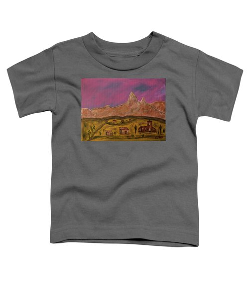 New Mexico True Toddler T-Shirt
