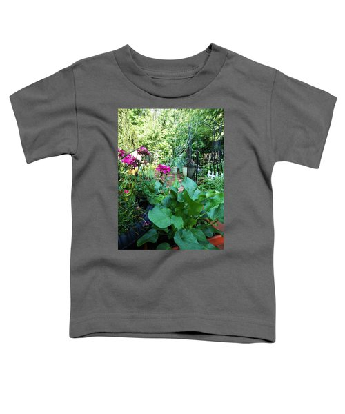 New Walk Toddler T-Shirt