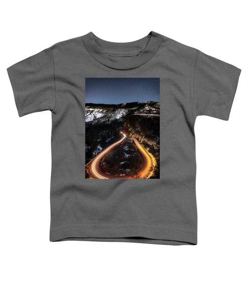 Night At Rowena Crest Toddler T-Shirt
