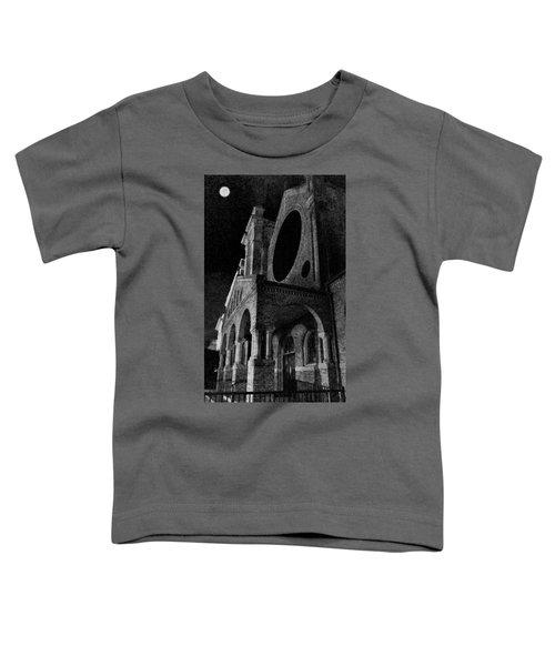 Night Church Toddler T-Shirt