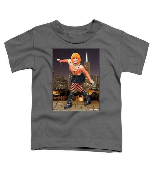 Night Of The Clockwork Orange Toddler T-Shirt