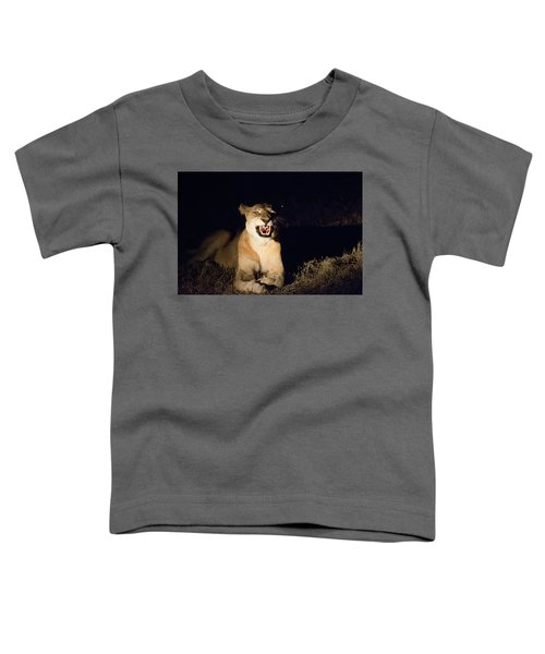Nightmare Lioness Toddler T-Shirt