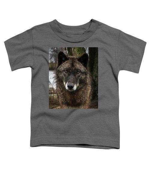Niko Portrait Toddler T-Shirt