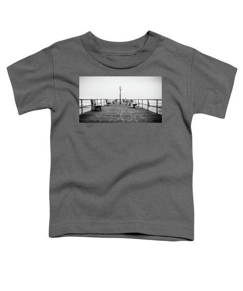 Ocean Grove Pier 1 Toddler T-Shirt