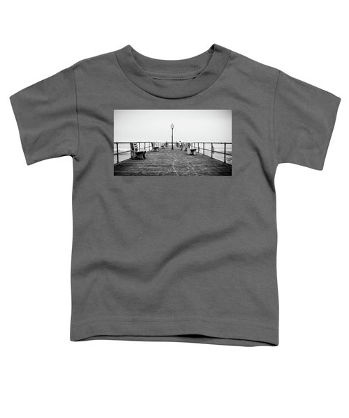 Ocean Grove Pier 1 Toddler T-Shirt