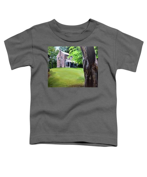 Oconee Station Toddler T-Shirt