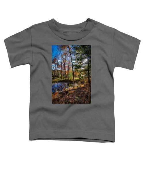 October Late Afternoon Toddler T-Shirt