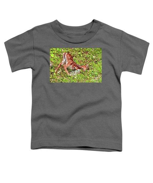 Oh Deer Toddler T-Shirt