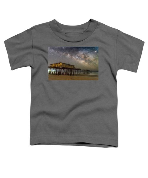 Old Frisco Pier Toddler T-Shirt