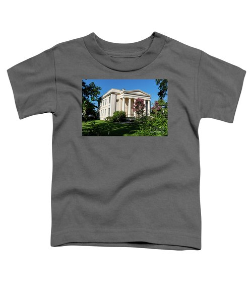 Old Medical College - Augusta Ga Toddler T-Shirt