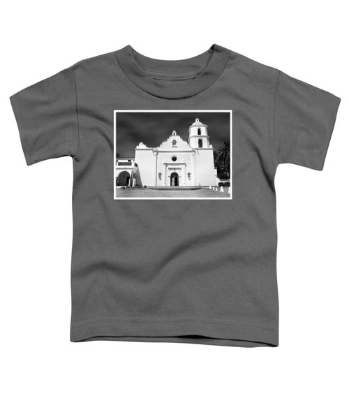 Old Mission San Luis Rey De Francia Toddler T-Shirt