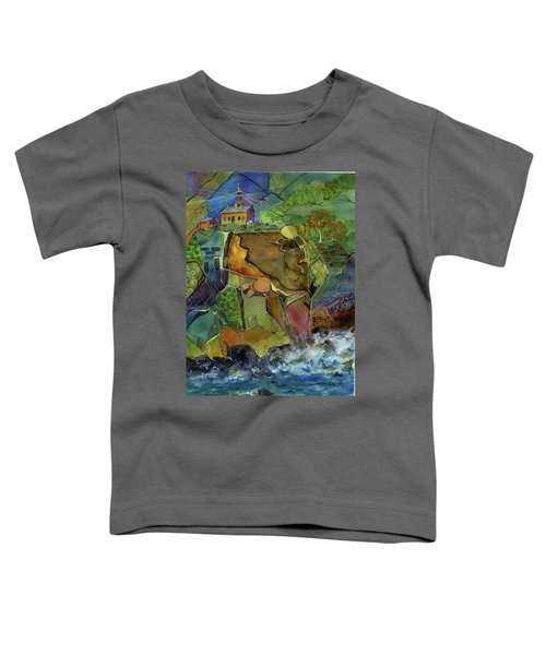Old Point Loma Lighthouse Toddler T-Shirt