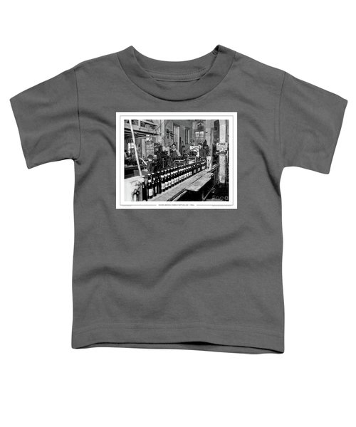 Olympia Brewing Company Bottling Line, 1920ca Toddler T-Shirt