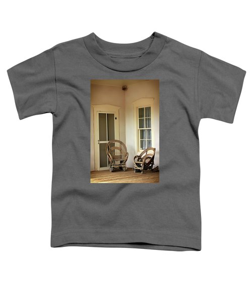 On Doc Woods' Porch Toddler T-Shirt