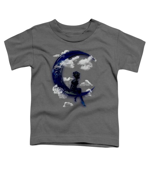 On The Moon Toddler T-Shirt