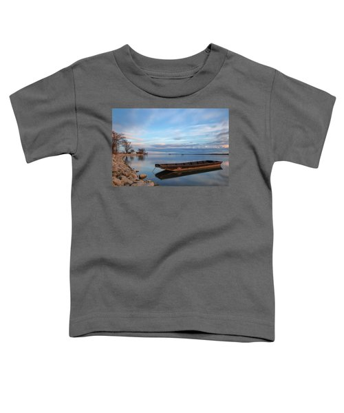 On The Shore Of The Lake Toddler T-Shirt
