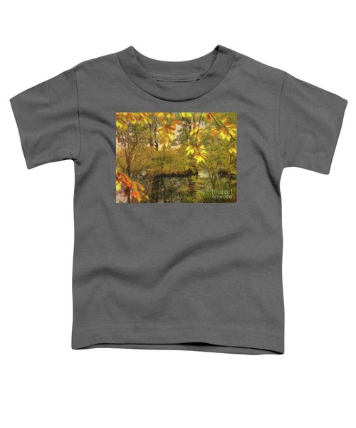 Once A Pond A Time Toddler T-Shirt