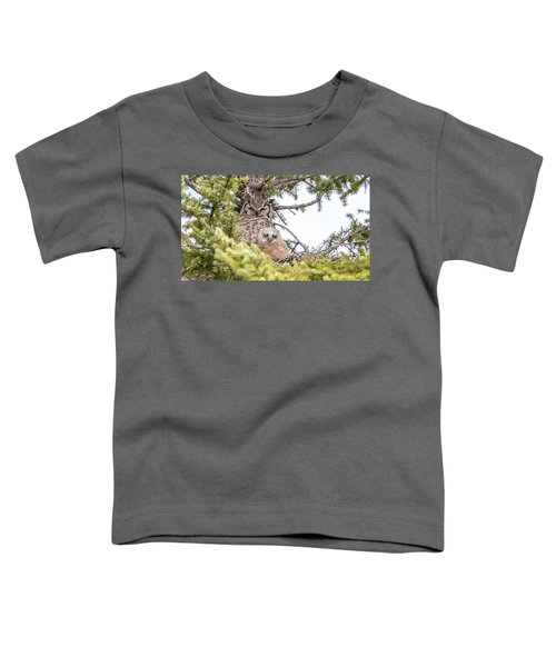 One Of Two  Toddler T-Shirt