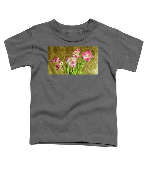 Opening Tulips Toddler T-Shirt