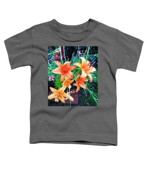 Orange Delight Toddler T-Shirt