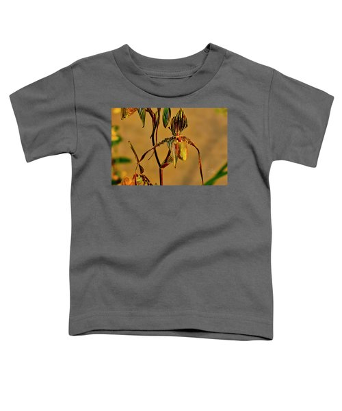 Orchid Study Eight Toddler T-Shirt
