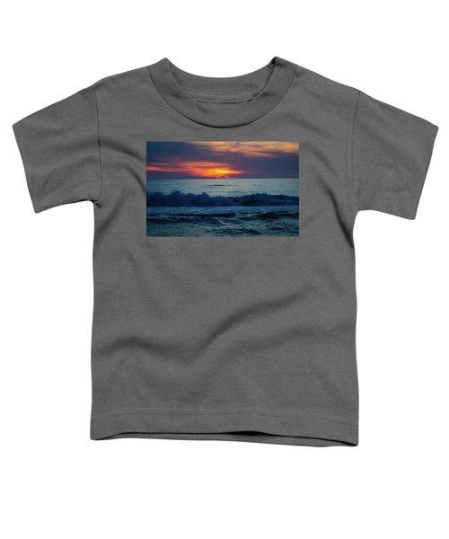 Outer Banks Sunrise Toddler T-Shirt