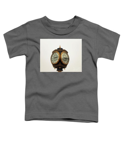 Outside Timepiece Toddler T-Shirt