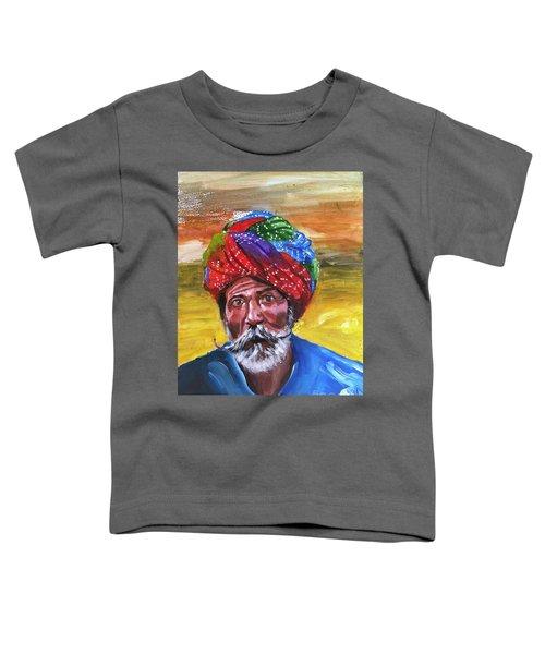 Pagdi Toddler T-Shirt
