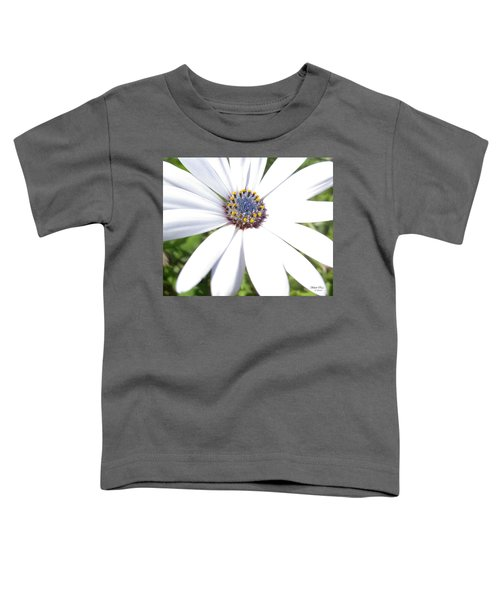 Page 13 From The Book, Peace In The Present Moment. Daisy Brilliance Toddler T-Shirt