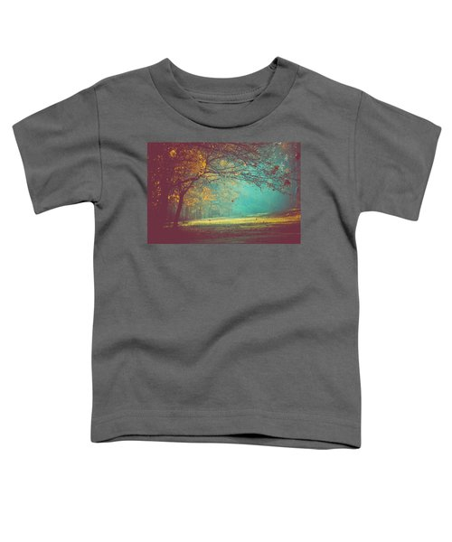 Painted Sunrise Toddler T-Shirt