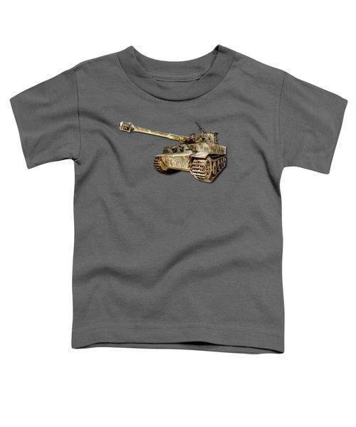 Panzer Vi Tiger Toddler T-Shirt