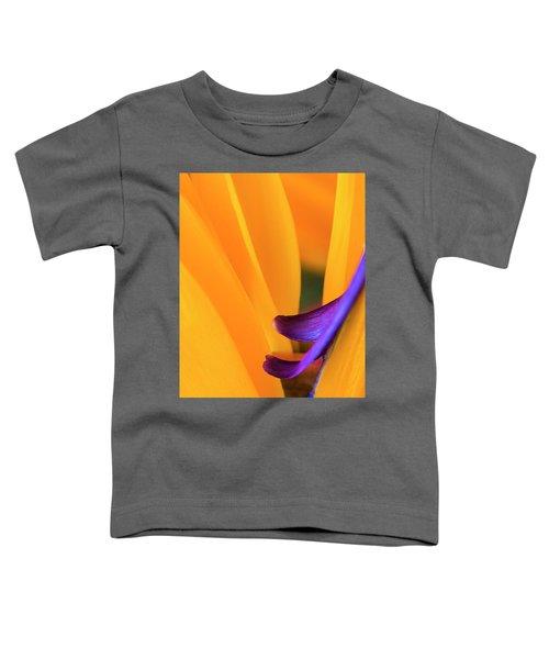 Paradise Bird Toddler T-Shirt