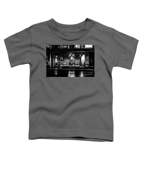 Paris At Night - Rue Bonaparte 2 Toddler T-Shirt