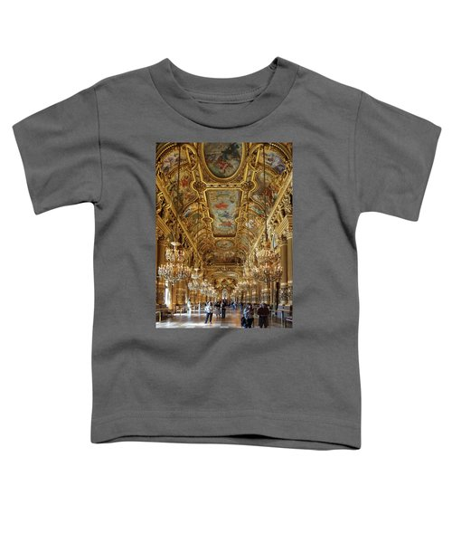 Paris Opera Toddler T-Shirt