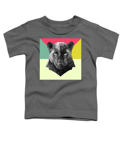 Party Panther Toddler T-Shirt