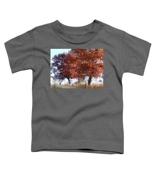 Passing Autumn Toddler T-Shirt